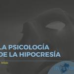 La psicología de la hipocresía