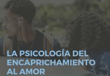 La psicología del enchule al amor