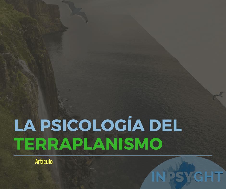 La psicología del terraplanismo