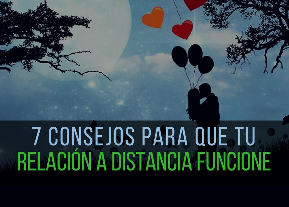 7 consejos para hacer que tu relación a larga distancia funcione
