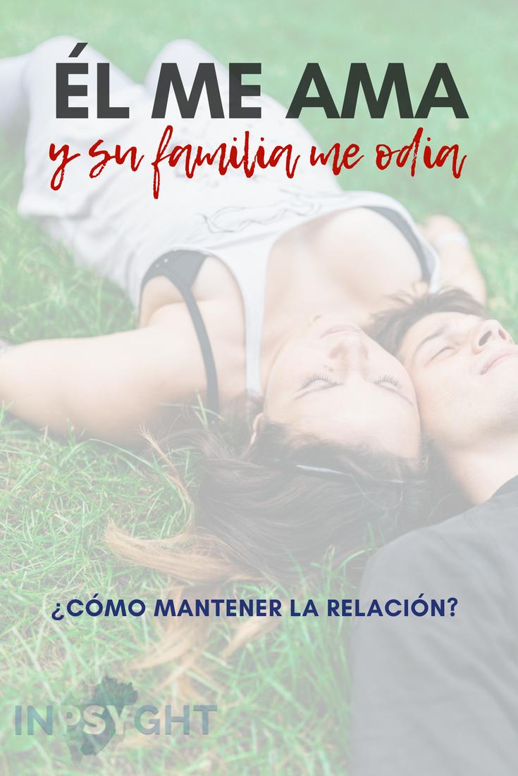 En una relación donde una de las familias se opone, ¿qué se hace? Descubre lo que dicen los expertos.