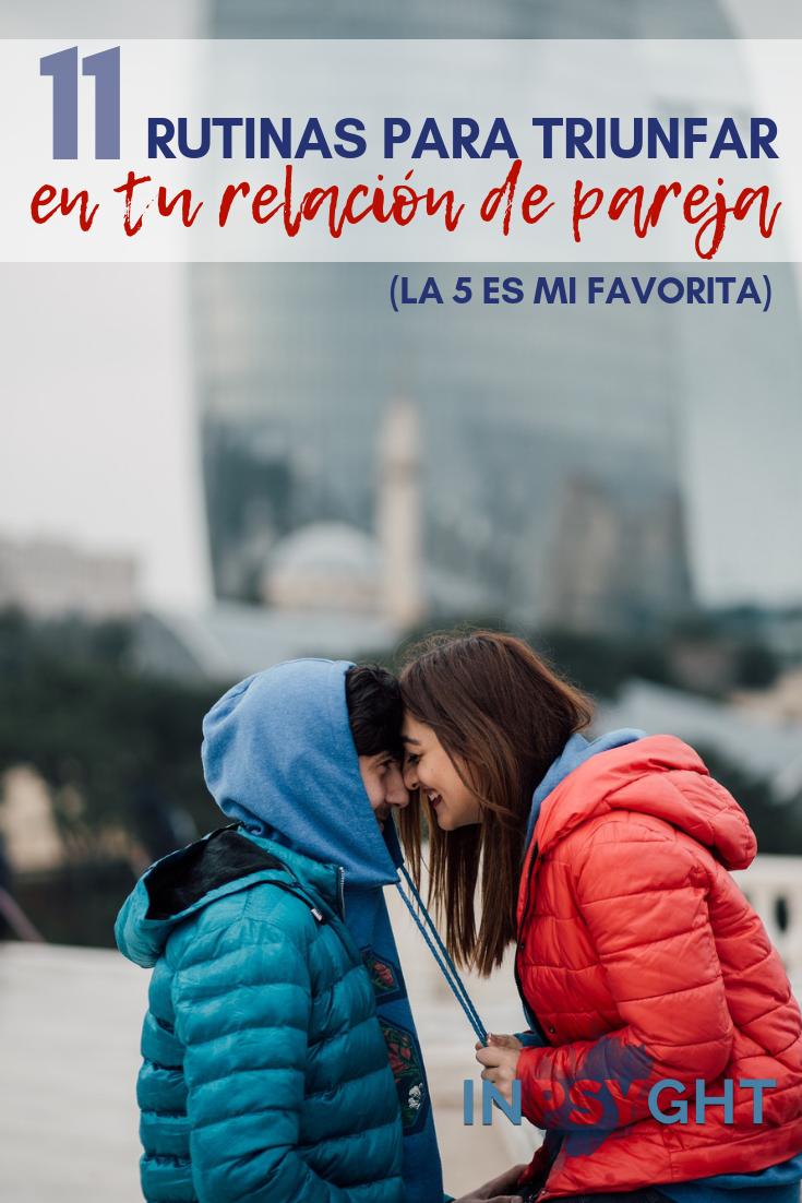 Si estás trabajando para mejorar tu relación y de verdad quieres que tu pareja se sienta mejor, entonces comienza por los cambios pequeños, esos que ocurren en el día a día.